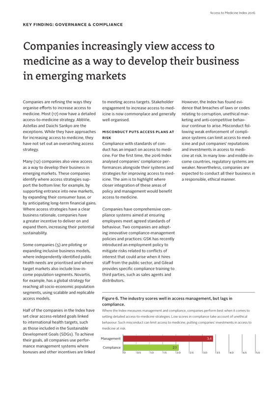 Companies Increasingly View Access To  Medicine As A Way To Develop Their Business In Emerging Markets